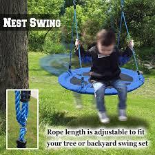 amazon com benefitusa tree swing 40