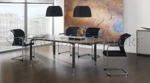 Ikea Meeting Table China Modern Ikea Small Round Melamine Office Meeting Table Sz