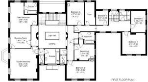 7 bedroom floor plans ingenious ideas 1 7 8 bedroom home floor plans homes house homepeek