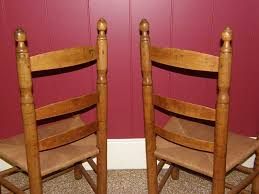 Carolina Chair Com Pair Of North Carolina Chairs Gates Antiques Ltd Richmond Va
