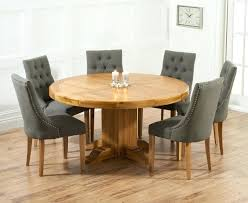 Oak Dining Room Table And 6 Chairs Dining Table 6 Chairs Extending Dining Table And 6