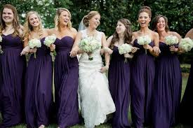 violet bridesmaid dresses of luxurious shades of purple bridesmaids dresses 3
