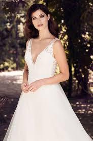 a line tulle wedding dress style 4727 paloma blanca wedding