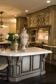 Mediterranean Kitchen Cabinets - backsplash kitchens with different color cabinets ideas for