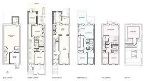 brownstone floor plans glamorous 30 brownstone house plans inspiration of captivating