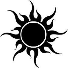 the sun tribal by hunterhead on deviantart