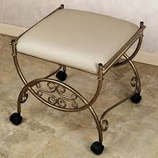 bathroom captivating square vanity stool design with square