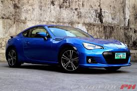 car subaru brz review 2014 subaru brz m t philippine car news car reviews