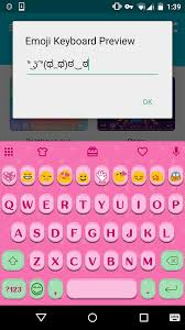 emoji keyboard 6 apk fonts emoji keyboard 1 0 apk android