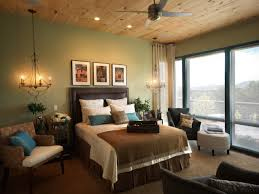 Spare Bedroom Ideas Master Bedroom Paint Color Ideas Hgtv Brown Guest Bedroom