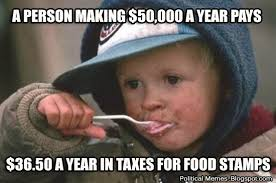 Tax Meme - political memes food sts and your taxes meme