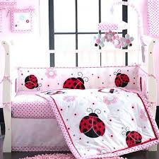 Ladybug Crib Bedding Set Ladybug Baby Bedding Sets Crib S Hamze Design Ideas Decorating