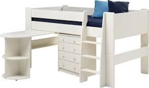 Schreibtisch Mit Viel Stauraum Moderne Hochbetten Optimal Für Kleine Kinderzimmer