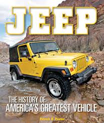 white and pink jeep jeep the history of america u0027s greatest vehicle patrick foster