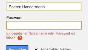 Gmail Login Mail Mail Login Geht Nicht Was Tun Chip