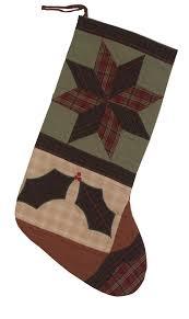 plaid christmas stockings christmas stockings animal red plaid