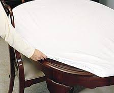 Dining Table Protector by Table Protectors