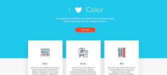 Blue And Red Color Combination by Your Friendly Guide To Colors In Data Visualisation Lisa