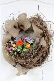 Easter Decorations For Your Front Door by 239 Best Easter Wreaths And Swags Images On Pinterest Easter