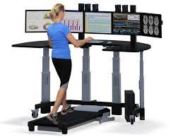 stand up desk multiple monitors diy standing desk treadmill information thedigitalhandshake furniture