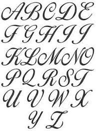 best 25 alphabet stencils ideas on pinterest stencil letters