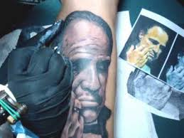 x project tattoo the godfather youtube