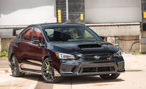 2018 subaru wrx engine 2018 subaru wrx sti in depth model review car and driver
