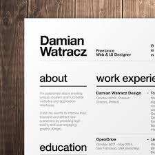 What Font Should Resume Be In Best 25 Resume Fonts Ideas On Pinterest Resume Resume Ideas