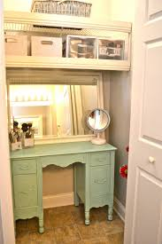 bathroom closet re do bathroom closet small vanity and vanities