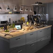 cuisine bois et gris salon gris bois ides