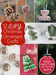 12 diy ornament crafts the scrap shoppe