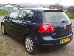 2005 55 volkswagen golf 1 9 tdi 105 5dr sport 6 speed manual