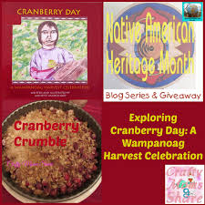 native americans celebrate thanksgiving crafty moms share wampanoag u0027s cranberry day native american