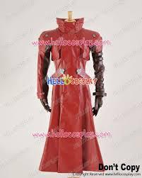 Trench Coat Halloween Costume Trigun Cosplay Vash Stampede Costume Red Trench Coat