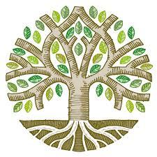 tree circle meta phi size