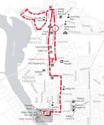 Route 80 Map by Soltrans Route 1 U2013 Broadway