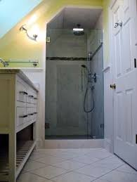 Small Attic Bathroom Sloped Ceiling by Bathrooms Sloped Ceiling Bca Compliance Small Attic