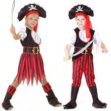 Halloween Costumes Kid Girls Cheap Pirates Caribbean Costume Kids Aliexpress