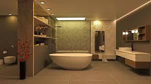 toilet interior design artyug design studio pvt ltd india 3d interior render