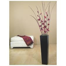 Flower Home Decoration by Home Decor Floor Vase Rakuten Com Home Decoration Floor Vase For