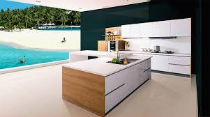 cuisine blanc mat cuisine blanc laque et bois beau best s cuisine blanche laquée