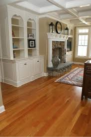 American Cherry Hardwood Flooring Wide Plank Wood Flooring