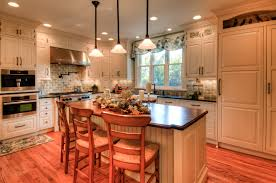 cottage style on a kitchen remodel for a historic 1800s home in