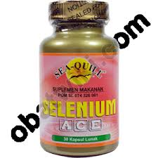 sea quill selenium plus ace