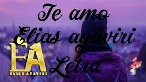 Te Amo Mi Princesa Rap Romantico Para Dedicar 2014 - mqdefault jpg