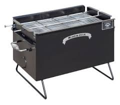 How To Build A Backyard Bbq Pit by Meadow Creek Charcoal Grills With Rotating Grates