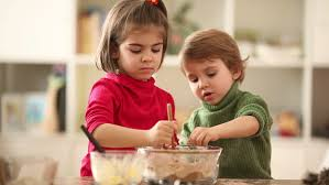 kids making cake in a house stock footage video 5704880 shutterstock