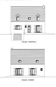 Plan De Maison En Longueur Notre Projet De Maison Le Projet
