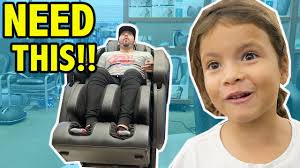 Most Expensive Massage Chair Most Expensive Massage Chair Should We Get One Youtube