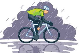 best road bike rain jacket cycling in the rain how to survive it video cycling weekly
